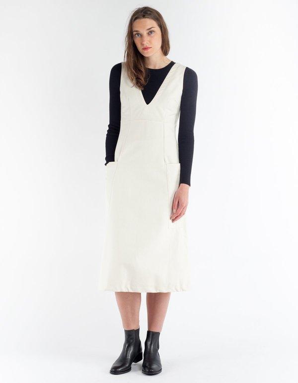 Sunja Link Jumper Dress Natural