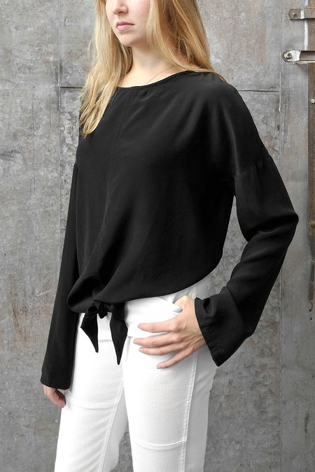 WINSOME Idris Top - Black