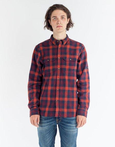 Fjallraven Skog Shirt Navy