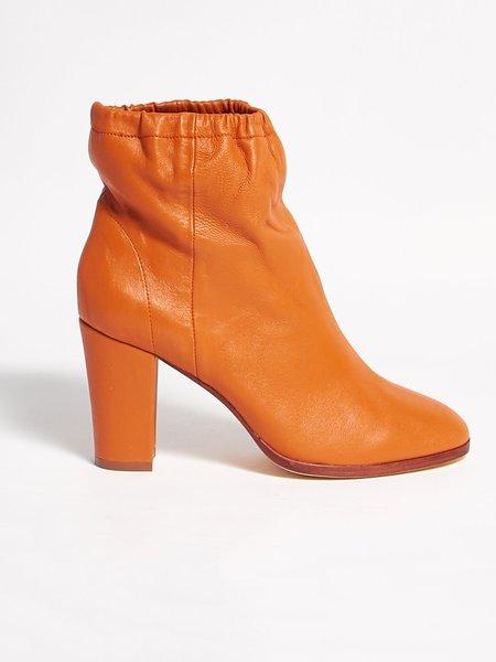 Charlotte Stone Agness Boot - Saffron
