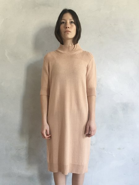 Wol Hide Rib Dress