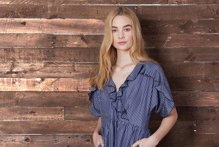Cosette Clothing Jianna Wrap Dress