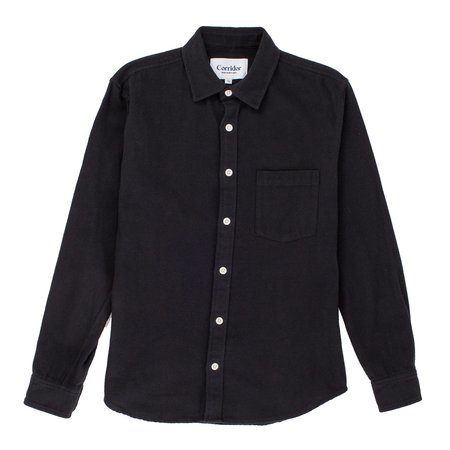 Corridor Black Flannel