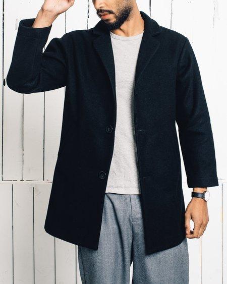 Olderbrother Black Coat