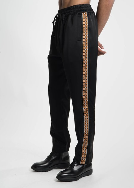 CMMN SWDN Black Buck Tracksuit Trousers
