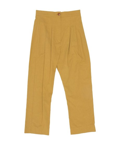 Ilana Kohn Gallo Pants in Brass