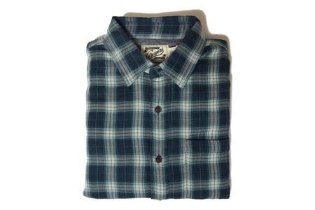 Grayers Stratford Double Cloth - Navy Seafoam Gray