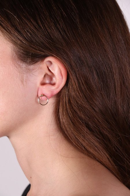 Another Feather Colure Earring
