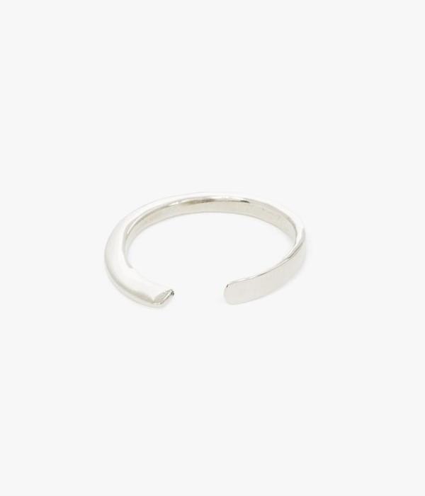 Fay Andrada Isku Stack Ring - Silver