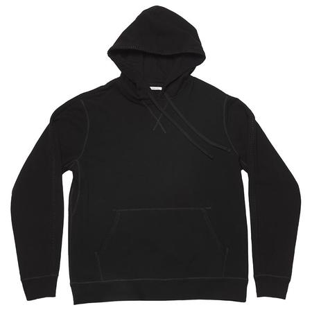 s.k. manor hill Stadium Hoody -  Black