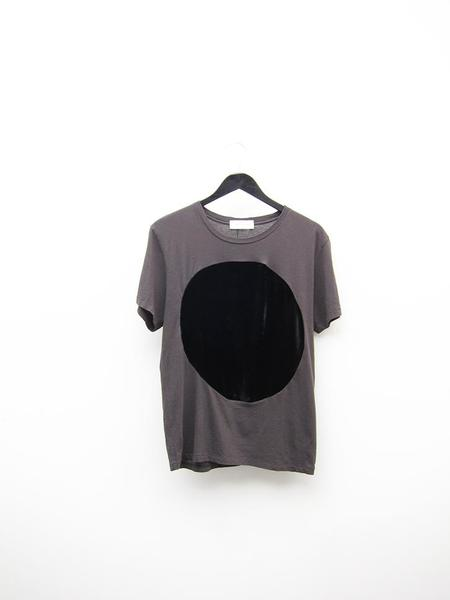 Correll Correll Velvet Circle T-Shirt - Old Black
