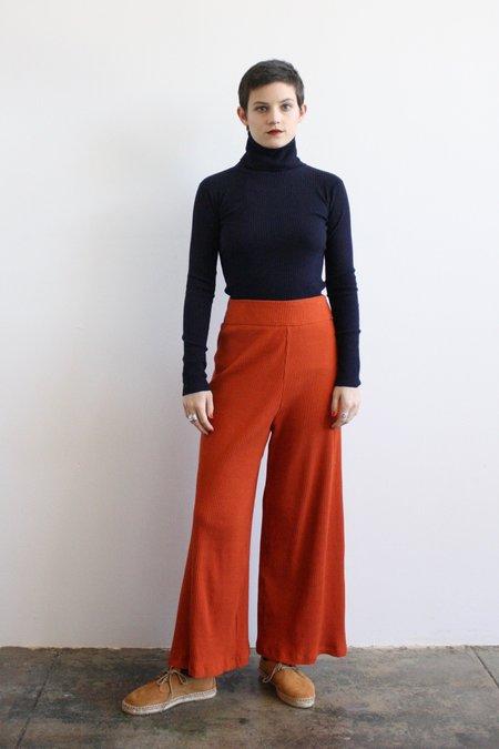 Delfina Balda Cata Pants - Dark Orange