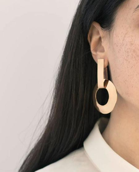 Minoux LUCKY EARRINGS