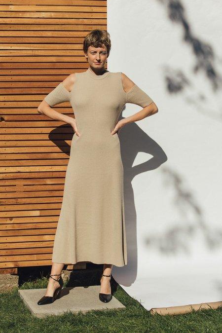 Shaina Mote Freja Dress in Dune