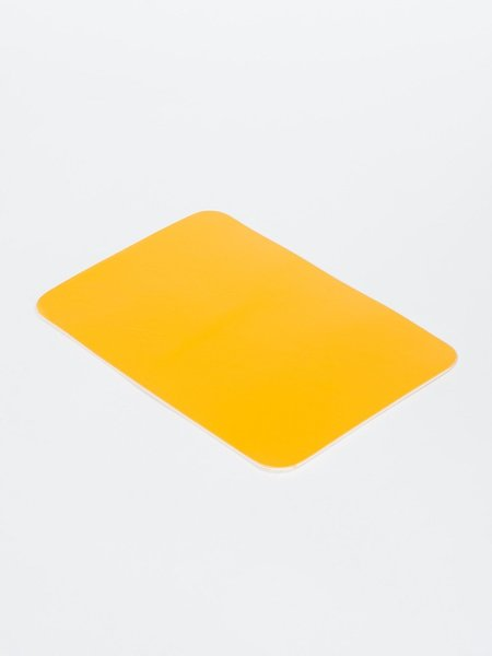 Isaac Reina A5 LEATHER MOUSE PAD - YELLOW