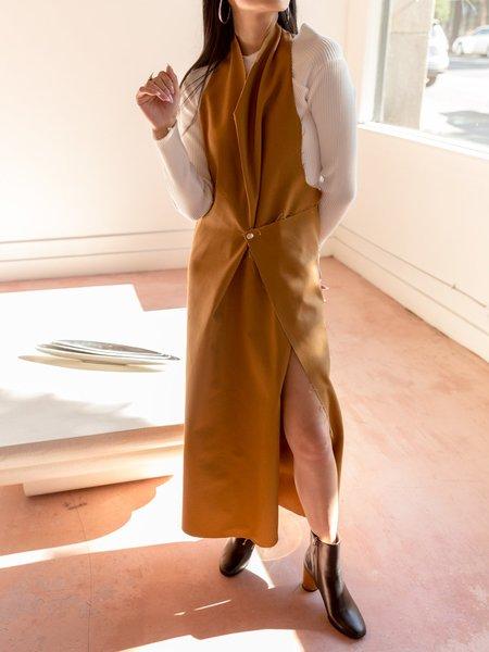 Ashley Rowe Halter Dress