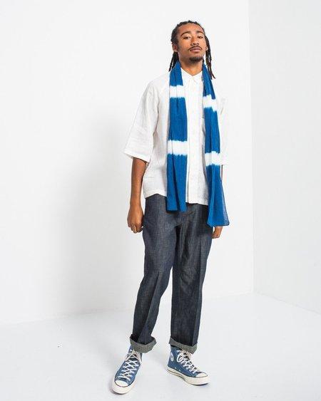 Blue Blue Japan Linen Wide Sleeve Shirt