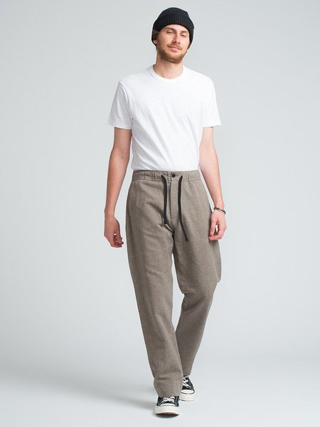 S.K. Manor Hill Lounge Pant - Taupe