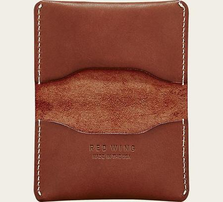 Red Wing Acessories Card Holder Wallet No. 95013