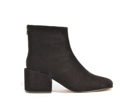 Zou Xou Beia Boot in Black Suede