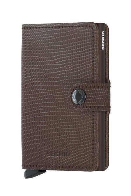 Secrid Slim Wallet - Rango Brown