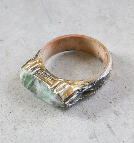 Adina Mills Fluorite Bracelet