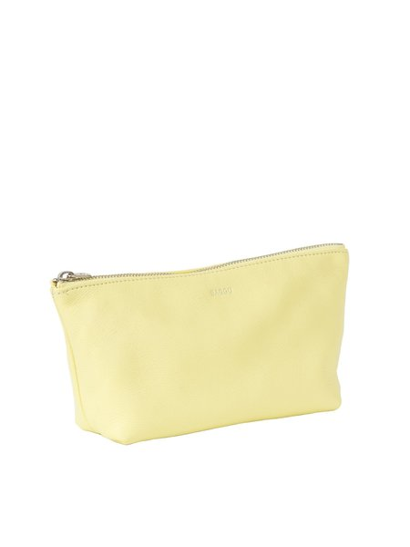 Baggu Small Cosmetic Pouch - Soft Yellow