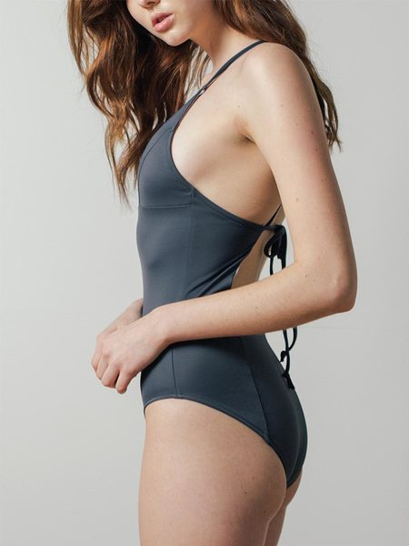 Botanica Workshop Nami Swimsuit in Slate