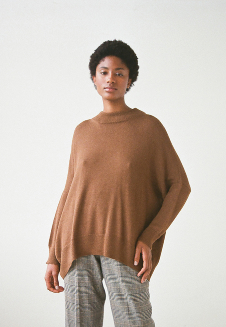 Pari Desai Inez Oversized Sweater