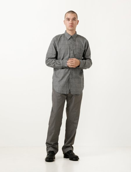 Engineered Garments Emerson Pant - Heather Grey Poplin