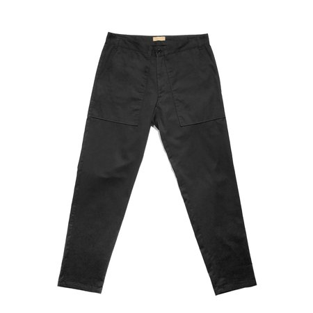 Basus PANT WORK - BLACK