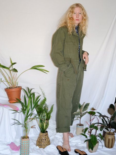 Shop Boswell VINTAGE WWII COVERALLS