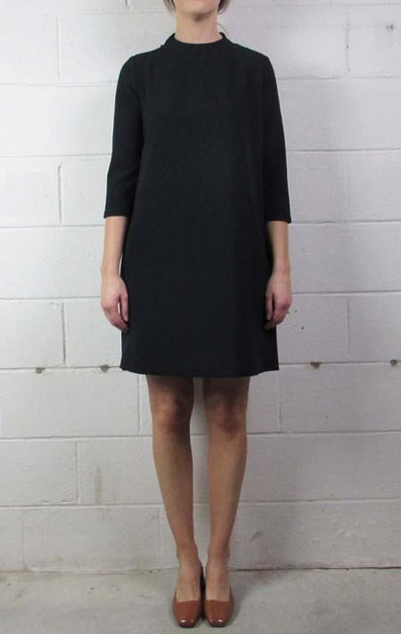 KAAREM pure mockneck dress