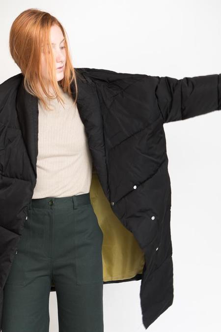 Native Youth Longline Puffer Jacket