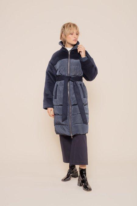 Ganni Fountain Coat