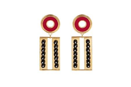 A. Carnevale Get Cool Boy Earrings