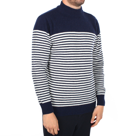 Afield Combine Stripe Knit