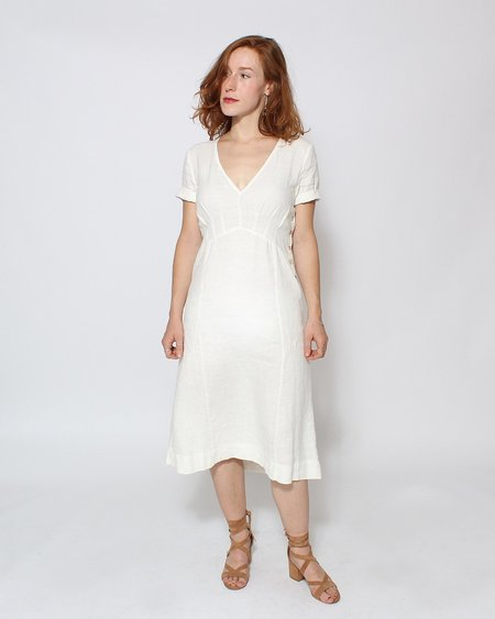 Sugar Candy Mountain Anna Dress in Ivory