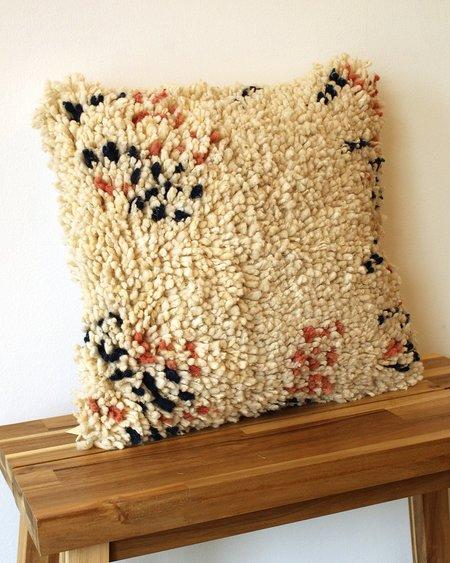 Minna Goods Antigua Shag Pillow