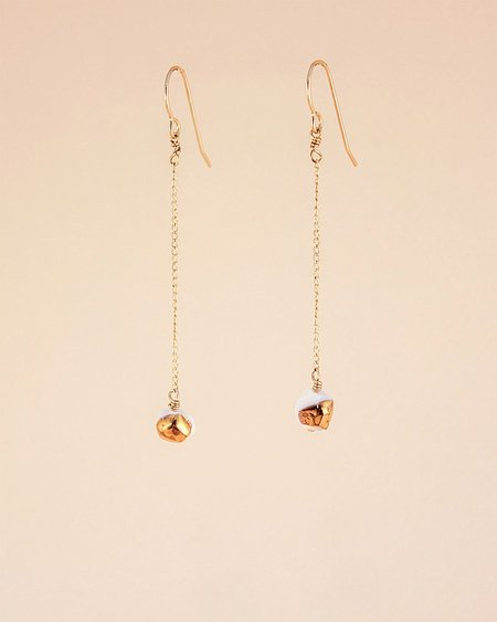 Barrow PDX Luna Gravity Drop Earrings