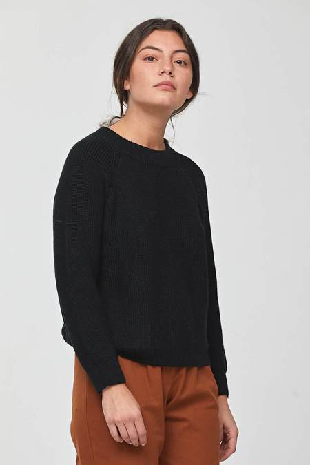 Ali Golden Chunky Pullover