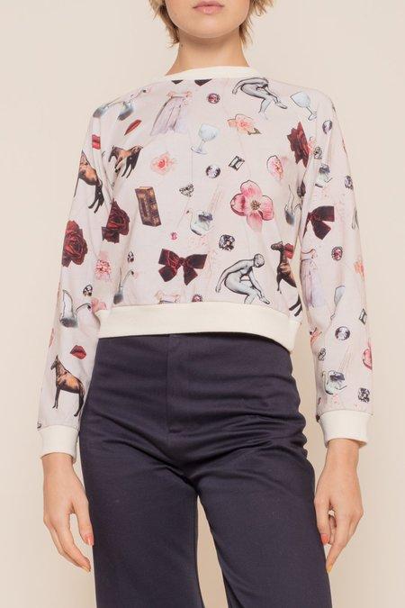 Samantha Pleet Cuddle Shirt
