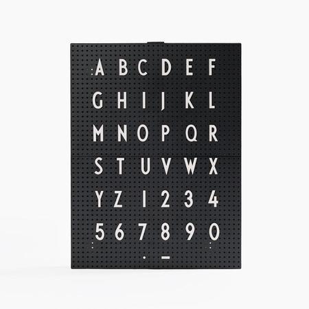 Poketo Design Letters A4 Message Board