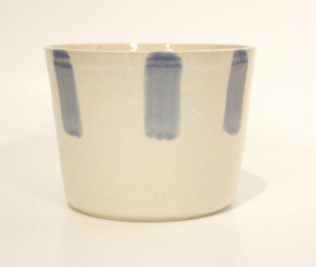 Mima Ceramic Planter Medium with Drainage Dish