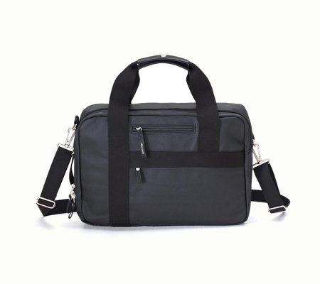 Qwstion Office Bag - Organic Jet Black