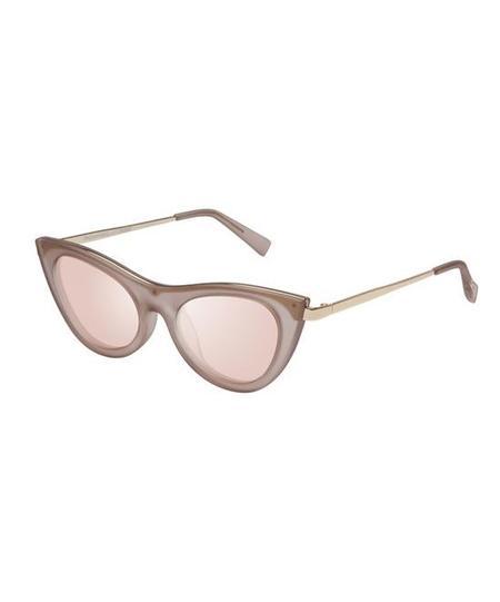 Le Specs Matte Stone Enchantress Sunglasses
