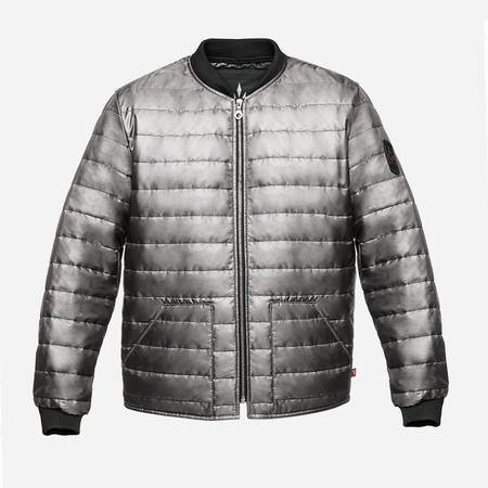 Arctic Bay Kingston Light-Weight Jacket - Imperial Silver