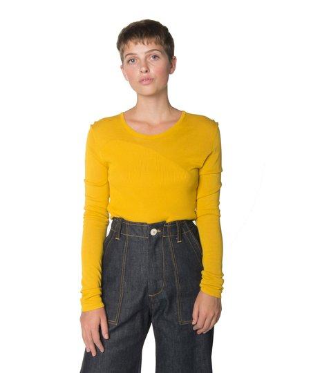 Just Female Tamoko Knit - Lemon Yellow