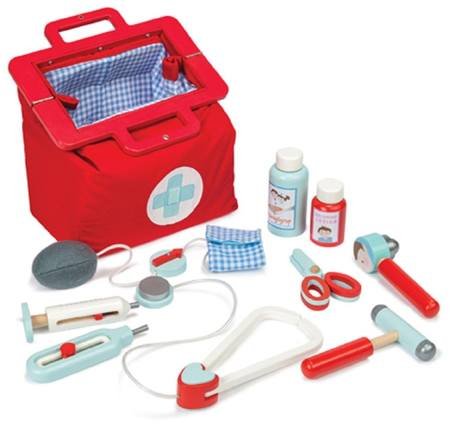 Kids Le Toy Van Doctor's Set
