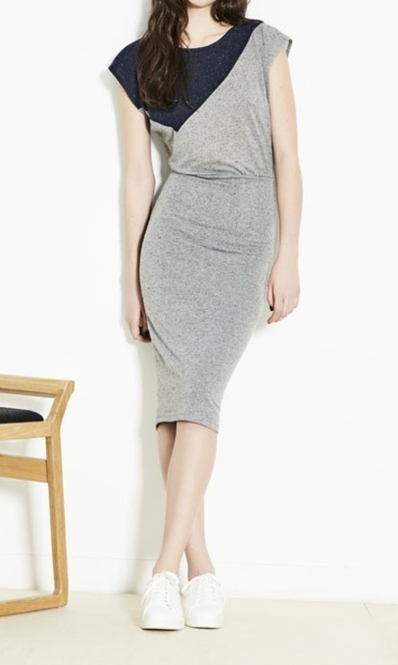 Eve Gravel YMO Dress